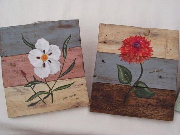 M s propuestas con palets o tarimas de madera pallets - Decoracion con palets ...