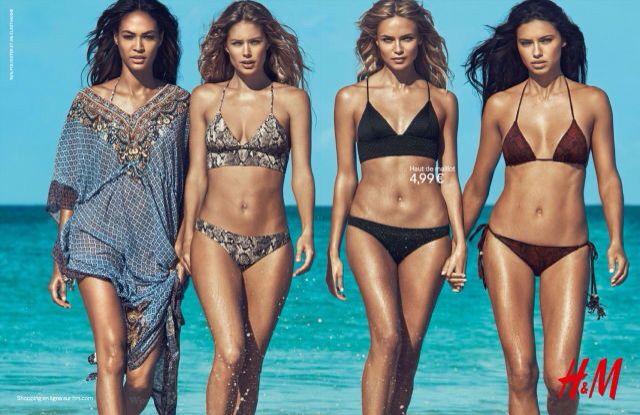 Summer Campaign H&M ☀️