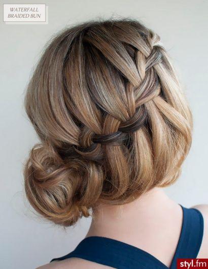 Modne fryzury 2014: warkocze. Zobacz galerię! - Strona 13