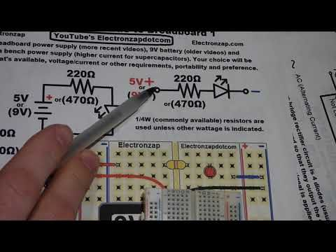 The 7 best Breadboard circuits from schematics images on Pinterest ...