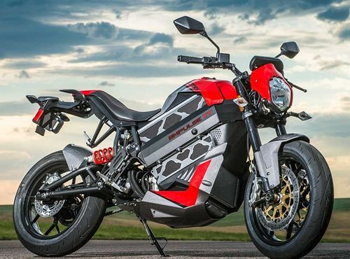 Victory Unveils Road-Legal Electric Motorcycle Empulse TT - SIJUTECH