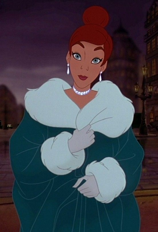 Anya from Anastasia, 20th Century Fox should have been a disney