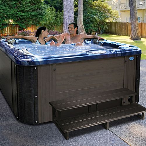 Surprise Dad with Spa Steps for Father's Day!  This #Father'sDay, surprise #Dad with an attractive #spa #step. Dad can access your spa with ease to #enjoy a warm #soak in your #HotTub.  Spa steps also second as a #storage component to help keep towels and slippers off the ground.   Available in a variety of sizes, colors and styles.   Supplement any spa step and further your accessibility with optional handrails also available at www.Quickspaparts.com.