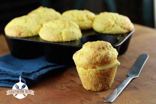 Sweet Cornbread Muffins Corn Spoonbread, Cornbread Muffins, Sweet ...