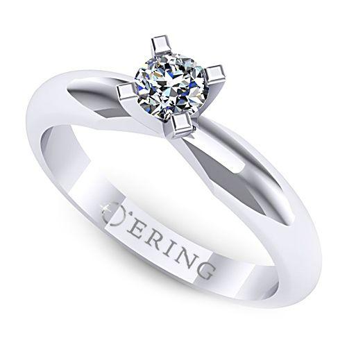 Inel logodna L99ADI inel cu diamant