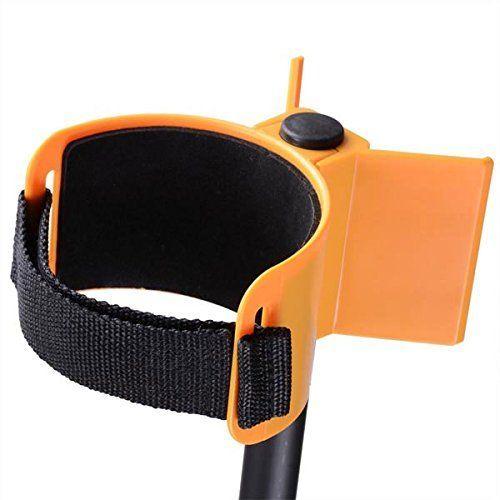 Amazon.com : LEESONS INC Professional Handheld Yellow Digital Metal Detector Underwater Gold Finder : Garden & Outdoor