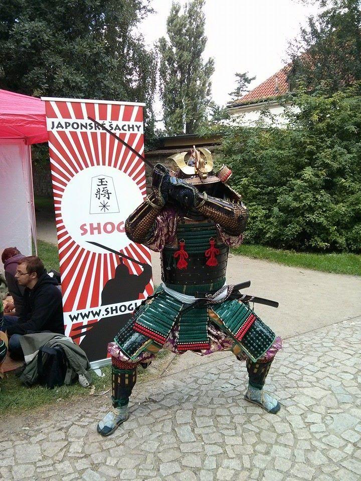 Samurai in the Czech Republic