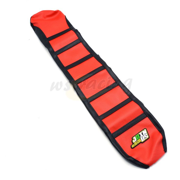 Pro Ribbed Motorcycle Soft Girp Gripper Rubber Soft Seat