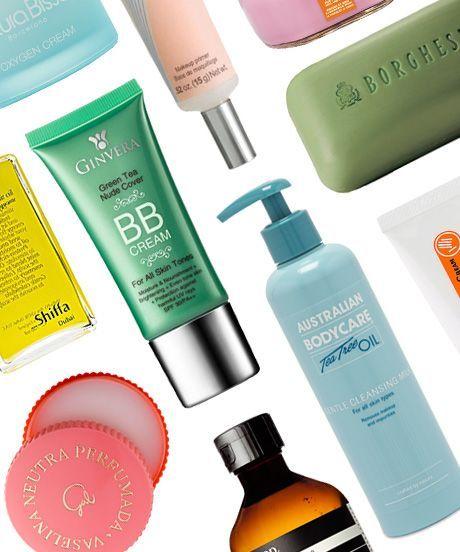 International Beauty Brands - Korres, Yu Be, MV Organic | Found: the international beauty brands well worth the shipping fees. #refinery29 http://www.refinery29.com/international-beauty-brands