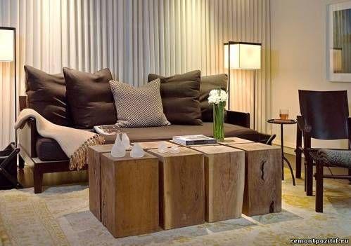 экостиль в интерьере дома