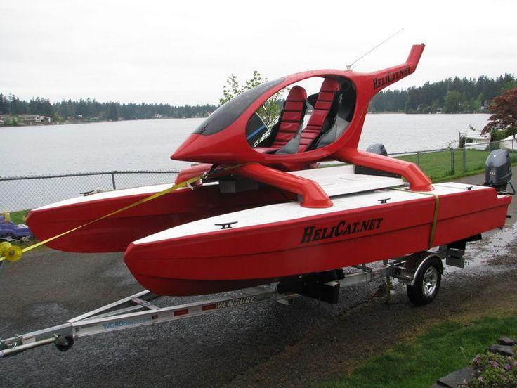 helicat22-2.JPG 893×670픽셀 | 보트 | Pinterest | Boating and Planes