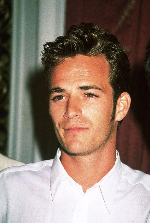 Luke Perry | 38 beaux gosses qui nous faisaient de l'effet dans les séries des années 90
