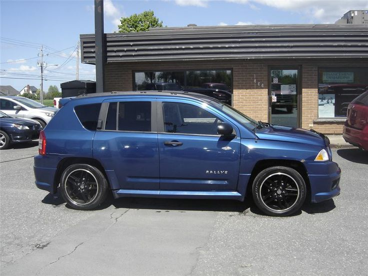 """""""Sport Utility - 2009 Jeep Compass North Rally in Plessisville, QC  $3,700"""""""