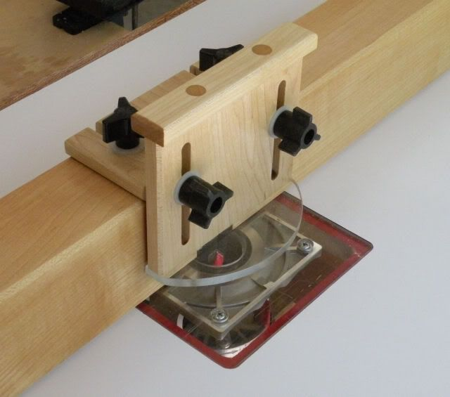Bosch Colt Router Table - by Dave Owen @ LumberJocks.com ~ woodworking community