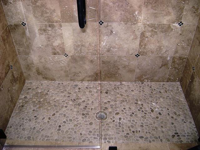 Best 25 Pebble Shower Floor Ideas On Pinterest Grey