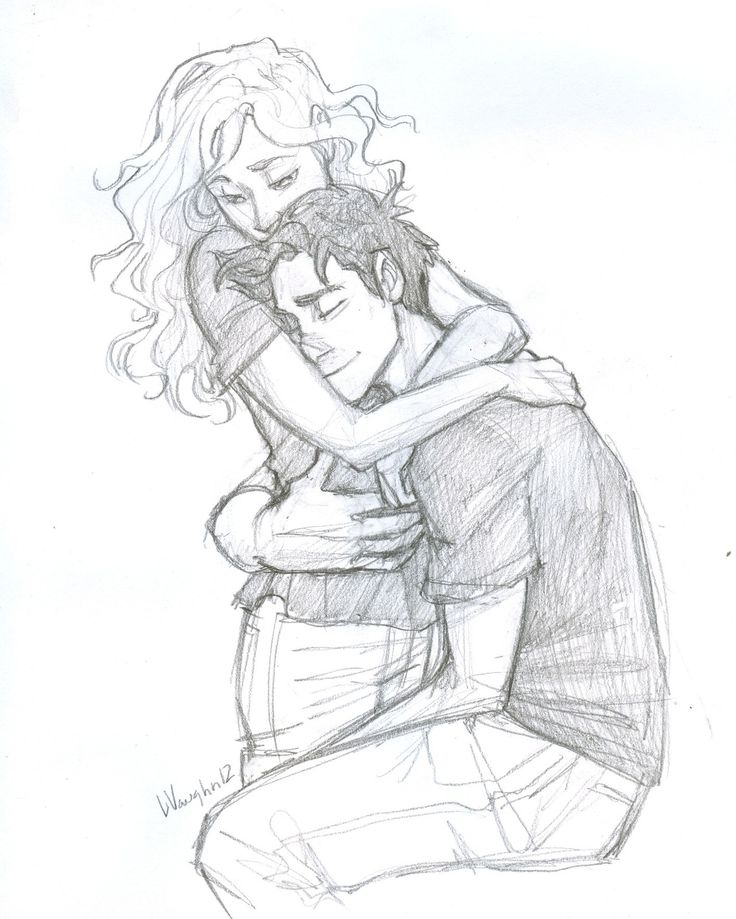 Percy just missed you Annabeth. . . a lot - the-heroes-of-olympus Fan Art