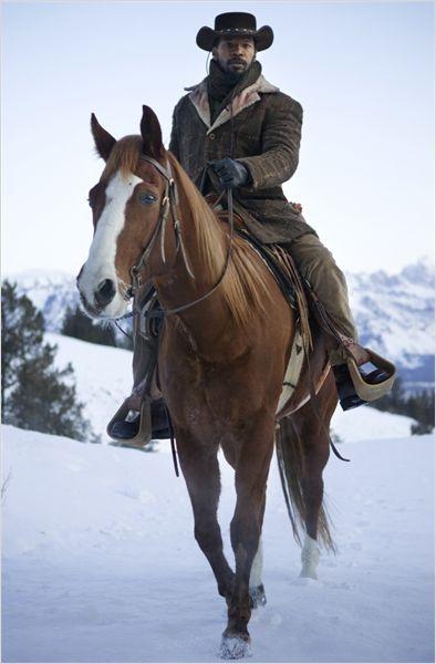 Django Unchained : photo Jamie Foxx - Tarantino