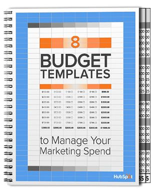 Free Download: 8 Marketing Budget Templates Easily Manage Your Marketing Spend.