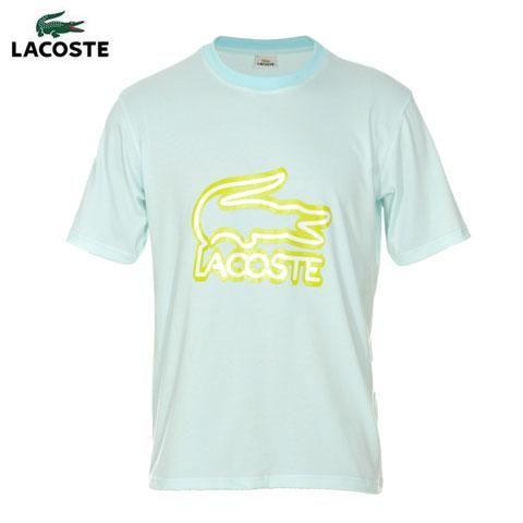 Camisetas Lacoste Hombre ZG66Camisetas Lacoste Hombre Azul Manga Corta y Calidad Alta