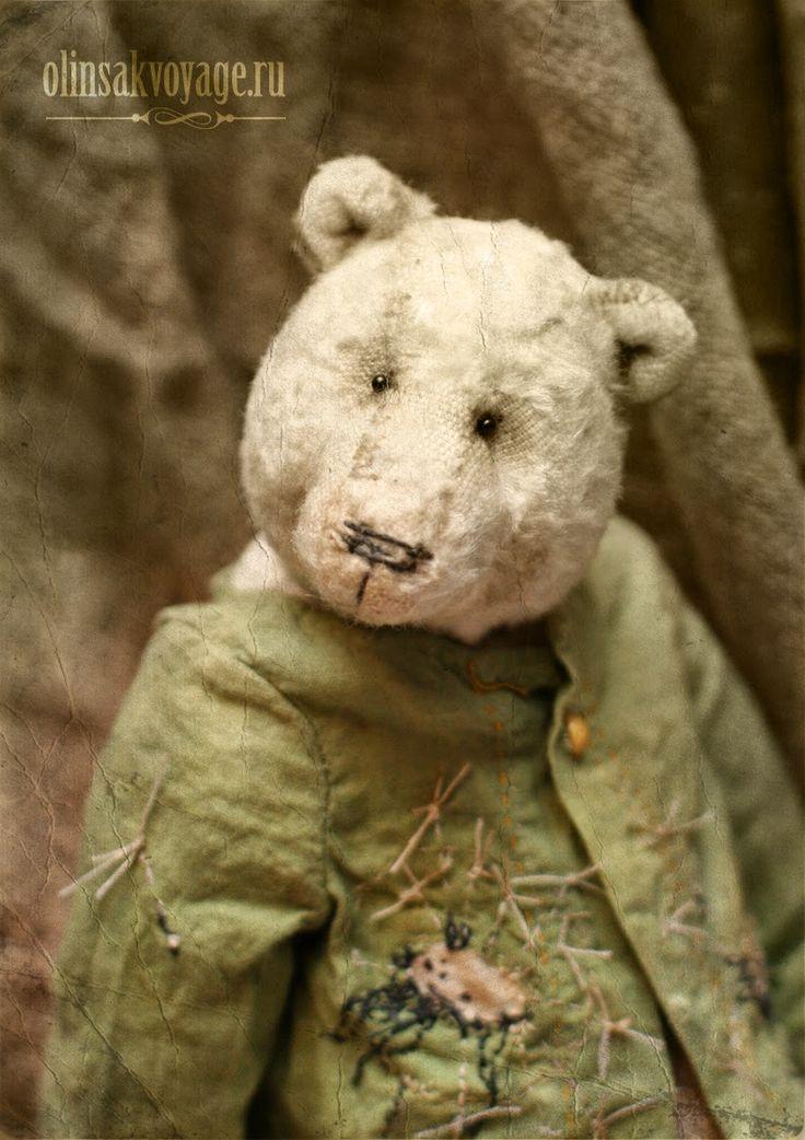 olin sakvoyage: Memories of the summer! New Bears.