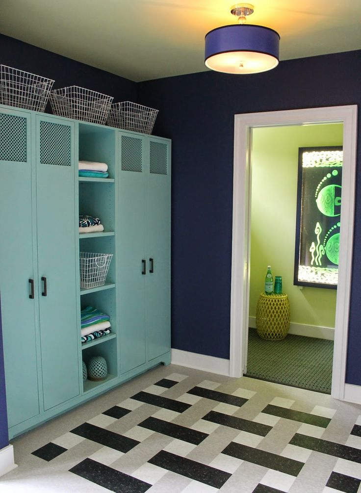 Dc design house 2014 part 2 pool changing room with for Bathroom and dressing room ideas