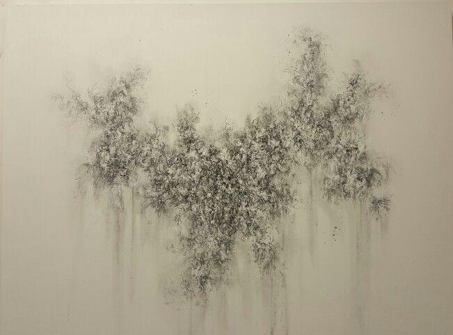 Large scale drawing. Jayne Anita Smith