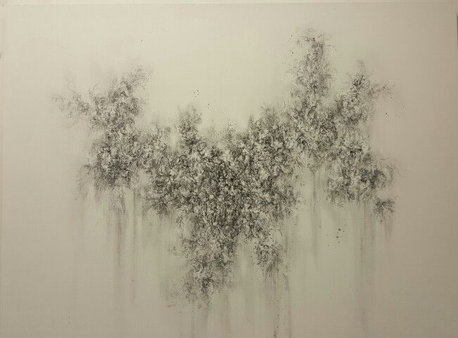 Large scale drawing. Jayne Anita Smith