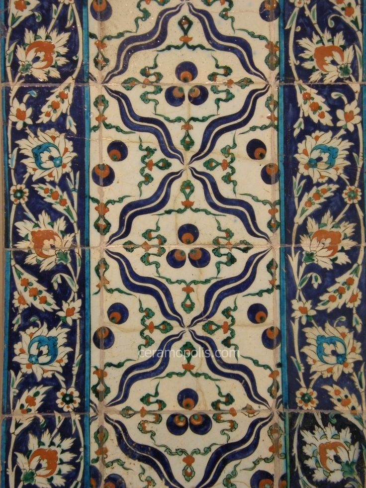 Iznik 17th – Benaki Islamic Museum Greece