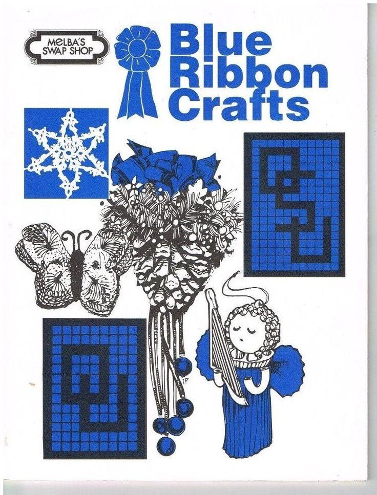 Craft Pattern Book Melba's Swap Shop Christmas OU/OSU Afghan Patterns Oklahoma #DailyOklahoman