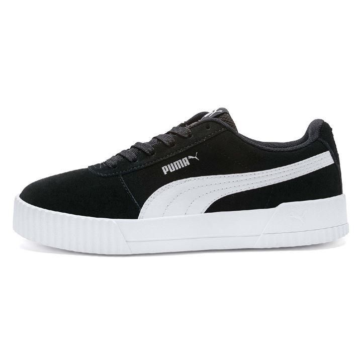 Puma Carina Suede Ladies Trainers