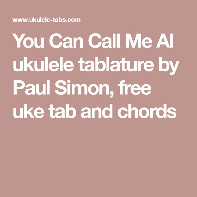 The 46 best Uke Tabs images on Pinterest | Music, Songs and Ukulele ...