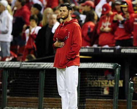 Cardinals announce Joe Kelly Standoff Bobblehead   Springfield Cardinals News