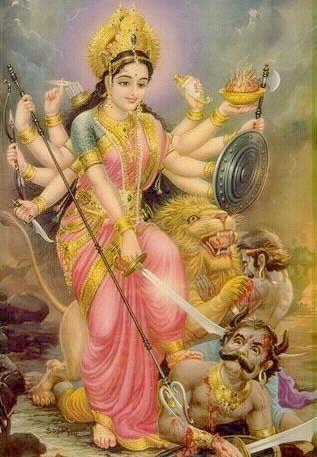 Shakti | Shakti: a Grande Deusa e suas manifestações