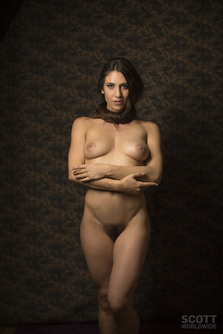 woman and pantyhose and nude