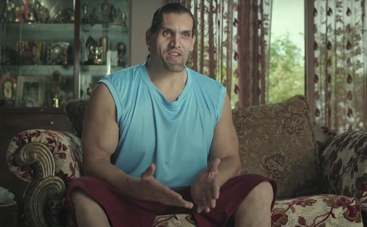 Ambuja Cements have recently roped in WWE champion The Great Khali as their brand ambassador. This is by far the best ads of Ambuja Cement in terms of roping in a brand ambassador. Khali himself is a great example of strength and this will have good rub off effect on the brand.