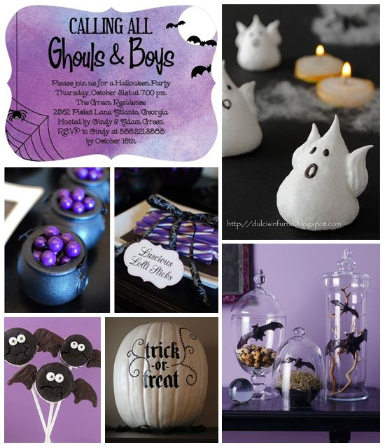 Ghouls, ghosts, and bats – the spookiest season of the year has definitely arrived. Plan a ghoulish Halloween gala that's all treats, no tricks.