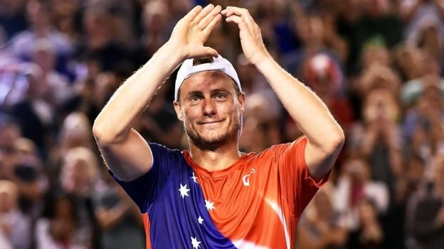 Australian Open: Lleyton Hewitt's singles career ends with loss http://ift.tt/1RUY4G5 Love #sport follow #sports on @cutephonecases