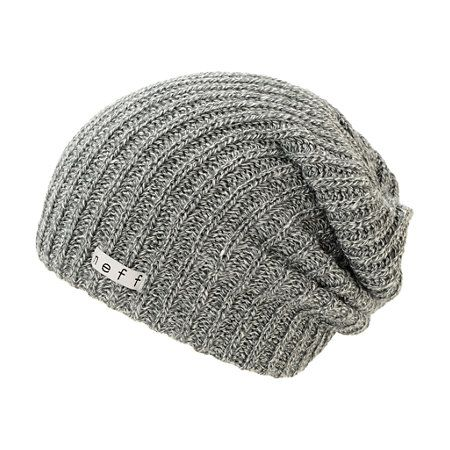 Whether you are going for a casual or fashionable, this beanie is crafted with a slouchy fit and ribbed knit construction that will look great styled with any outfit.