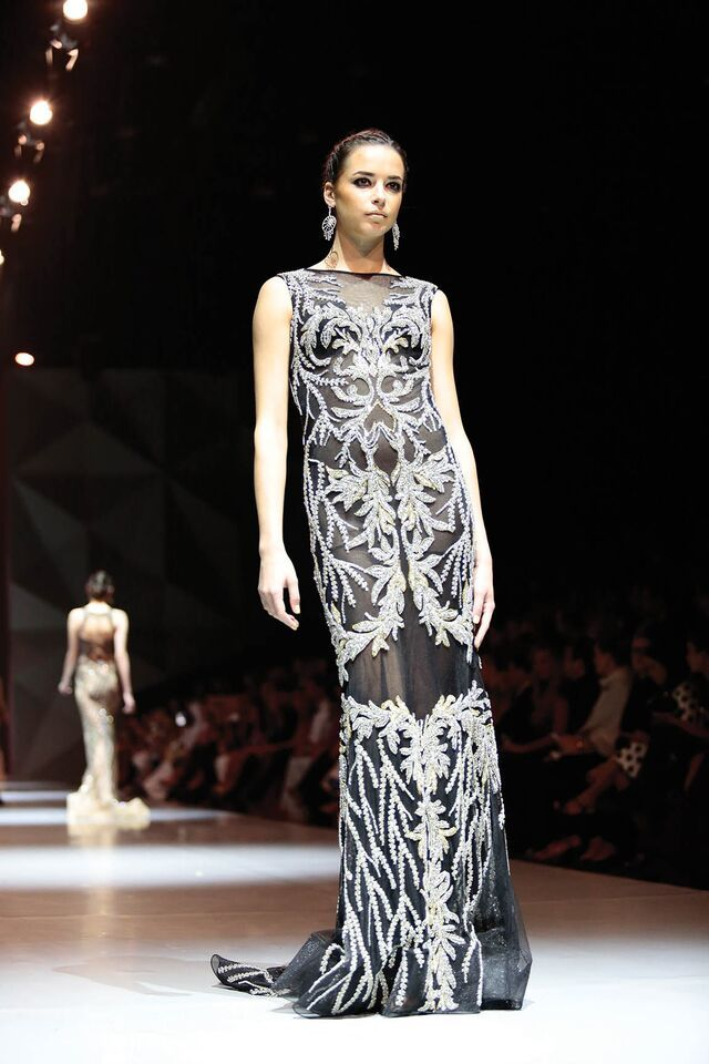 Podium by Dany Tabet. #danytabet #follow #fashion #couture #dress #beauty # #styles #outfit #luxury #vogue #glam #Bazaar #elle