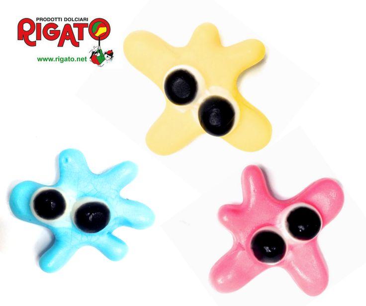Sembra inchiostro ma non è ... Sono i Blob Splash Macchia !!! Nuovissime #caramelle #gommose di #trolli in tre #colori e con tutti i #gusti della #frutta ... Vieni a scoprire i loro sguardi curiosi >>