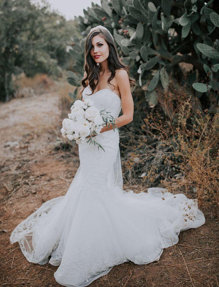britt nilsson wedding dress