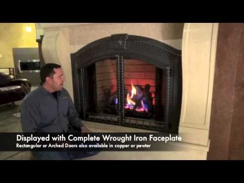 Quick review of the GD80 Napoleon Madison Gas Fireplace - Fireplace Warehouse ETC