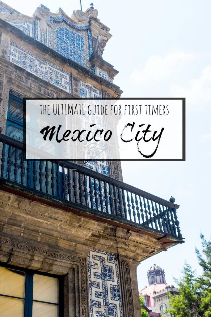 Mexico City is #1 for travelers in 2016 by the New York Times! Don't miss this complete, detailed guide to finding your way through 4 major neighborhoods, including Centro Historico, Roma and Condesa, Polanco and Coyoacan. Fall in love with Mexico City and plan your trip there! | The Ultimate Guide To Mexico City (for first timers)