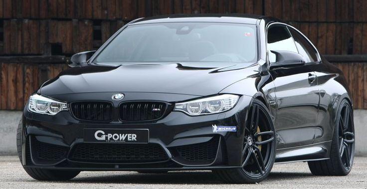 101 Modified Cars - Custom Modified BMW M4 by G-Power