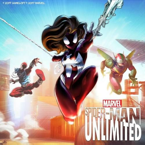 It's time for another round of surveys. Sharing your ideas about the features you wish to see is obligatory for every true webslinger. Spider-Man Unlimited, October 2017