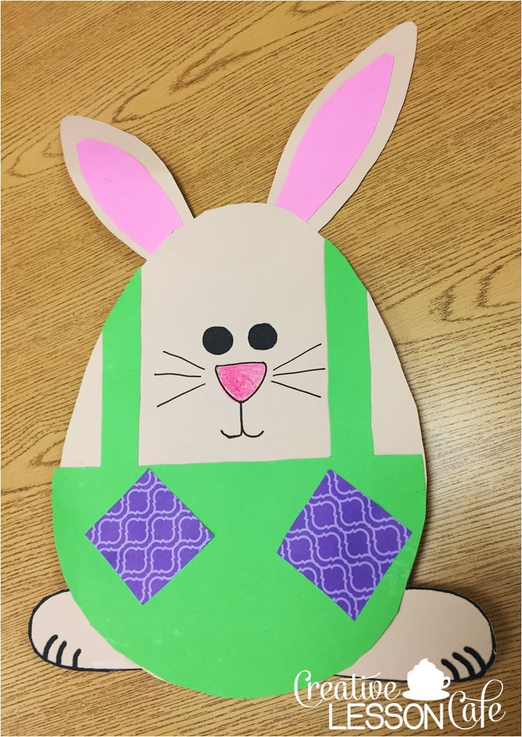 Creative Lesson Cafe: Easter Projects