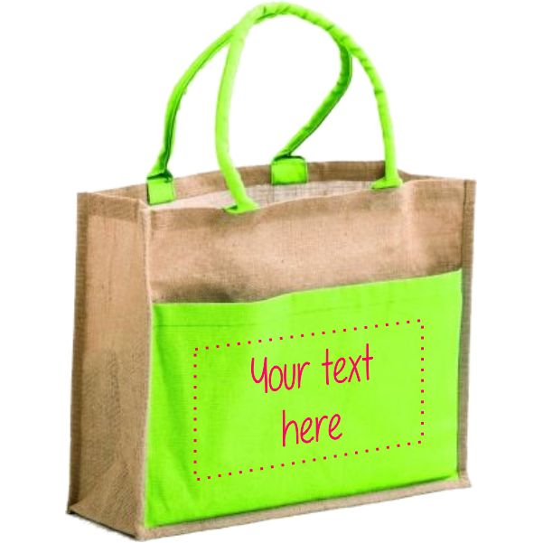 Create your own personalized bridal tote Bags
