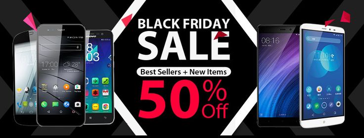 Black Friday Sale, from Tinydeal
