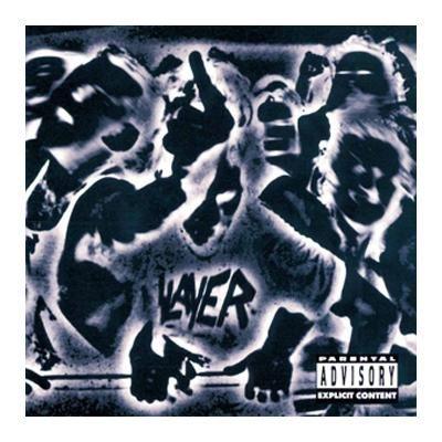 """L'album degli #Slayer intitolato """"Undisputed attitude""""."""