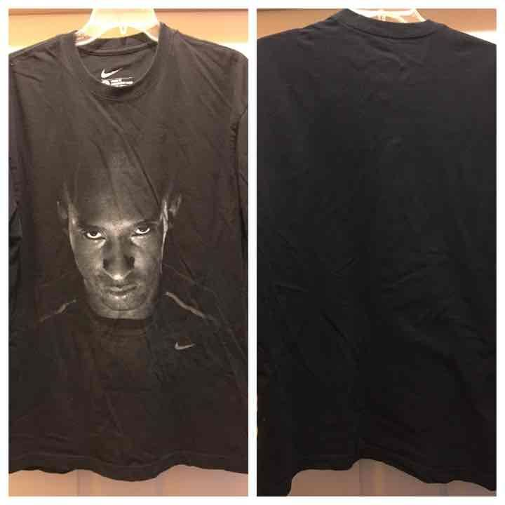 Nike Loose Fit Kobe Bryant Black T-Shirt - Mercari: Anyone can buy & sell